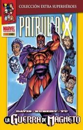 Colección Extra Superhéroes - Patrulla-X -2- La guerra de Magneto