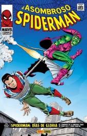 Spiderman (El Asombroso) - Marvel Gold -1- Días de gloria