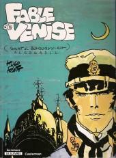 Corto Maltese -7b- Fable de Venise