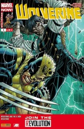 Wolverine (Marvel France 4e série) (2013) -3- Joies et Déconvenues