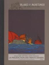 Blake et Mortimer - La collection (Hachette) -19- La Malédiction des trente deniers - Tome I - Le Manuscrit de Nicodemus