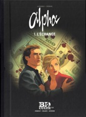 Alpha (Renard/Mythic/Jigounov) (Le Figaro) -1- L'échange