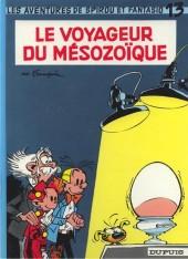 Spirou et Fantasio -13e89- Le voyageur du mésozoïque