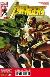 Avengers Universe (1re série - 2013) -3- Pandémie