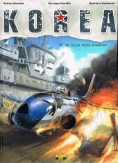 Korea -3- Je suis mon ennemi