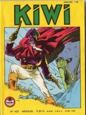 Kiwi -420- Le maraudeur masqué