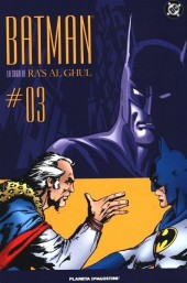 Batman : La saga de Ra's al Ghul -3- La Saga de Ra's Al Ghul nº 03 (de 12)