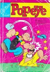 Popeye (Cap'tain présente) -103- La course au trésor