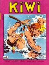 Kiwi -447- Les sept travaux de Blek