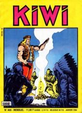Kiwi -465- La montagne piégée