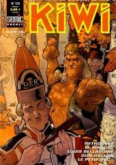 Kiwi -578- Le festin