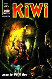 Kiwi -561- Tours en flammes