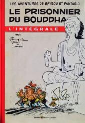 Spirou et Fantasio (L'intégrale Version Originale) -8- Le prisonnier du Bouddha