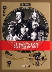Le panthéon des stars du rock -1- Le Panthéon des stars du rock - Années 60/70