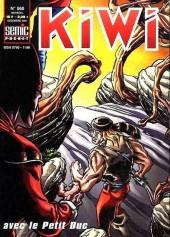 Kiwi -560- Les cavaliers noirs