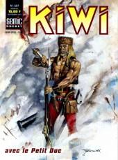 Kiwi -557- Bras de fer