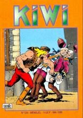 Kiwi -529- La vengeance de Montezuma