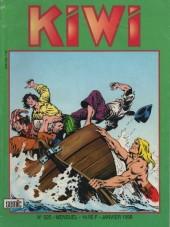Kiwi -525- L'île de la peur