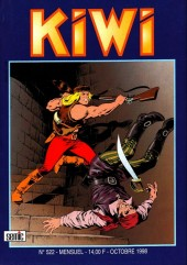 Kiwi -522- La pierre des fous