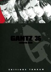 Gantz -36- Tome 36