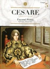 Cesare - Il Creatore che ha distrutto -5- Cinque