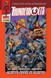 Colección Extra Superhéroes - Thunderbolts -3- Secretos dentro de secretos