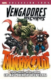 100% Marvel: Vengadores Oscuros -1- Los más poderosos de la Tierra