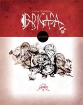 Brigada -HS1- Art book #1