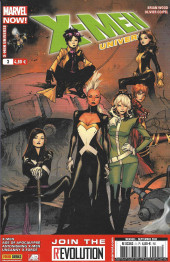 X-Men Universe (Marvel France - 2013) -3- Le dernier chant