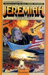 Jeremiah (en anglais, Adventure Comics) -1- Birds of prey