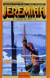 Jeremiah (en anglais, Adventure Comics) -2- Birds of prey