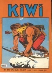 Kiwi -442- Les feux de la rampe !