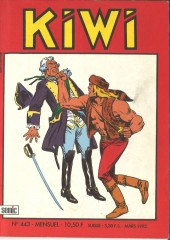 Kiwi -443- Le comte de Drakulstein