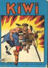 Kiwi -440- La route de l'enfer !