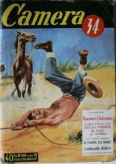 34 / 34 Camera / Camera -100- Le cheval de bois