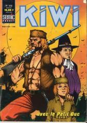 Kiwi -552- Complot contre Blek