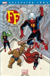 100% Marvel: FF -1- Partes de Un Hueco