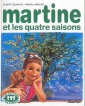 Martine -11d- Martine et les quatre saisons