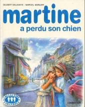 Martine -36a- Martine a perdu son chien