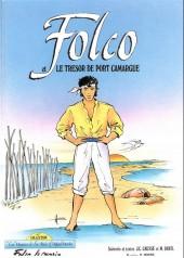 Folco le marin -1- Le trésor de Port Camargue