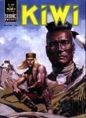 Kiwi -549- Le grand couteau