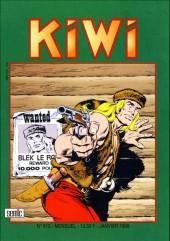 Kiwi -513- Du feu sur la glace !