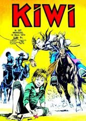 Kiwi -227- La dame noire