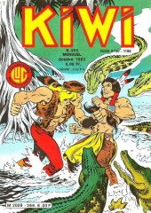 Kiwi -366- La captive des marais...