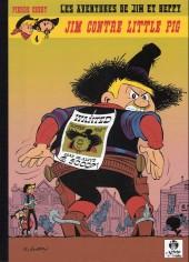 Jim L'astucieux (Les aventures de) - Jim Aydumien -3a- Jim contre little pig
