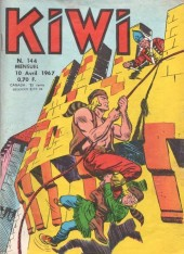 Kiwi -144- Le petit tarppeur