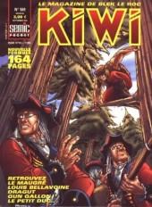 Kiwi -569- Le défi de plume jaune