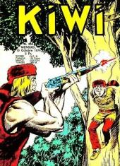 Kiwi -234- Le massacre des Tchacwashs (1re partie)