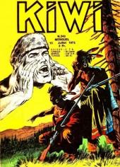 Kiwi -243- Le mystère du faucon