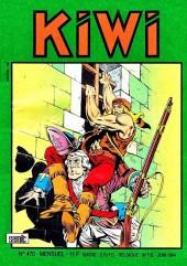 Kiwi -470- Le canon diabolique !